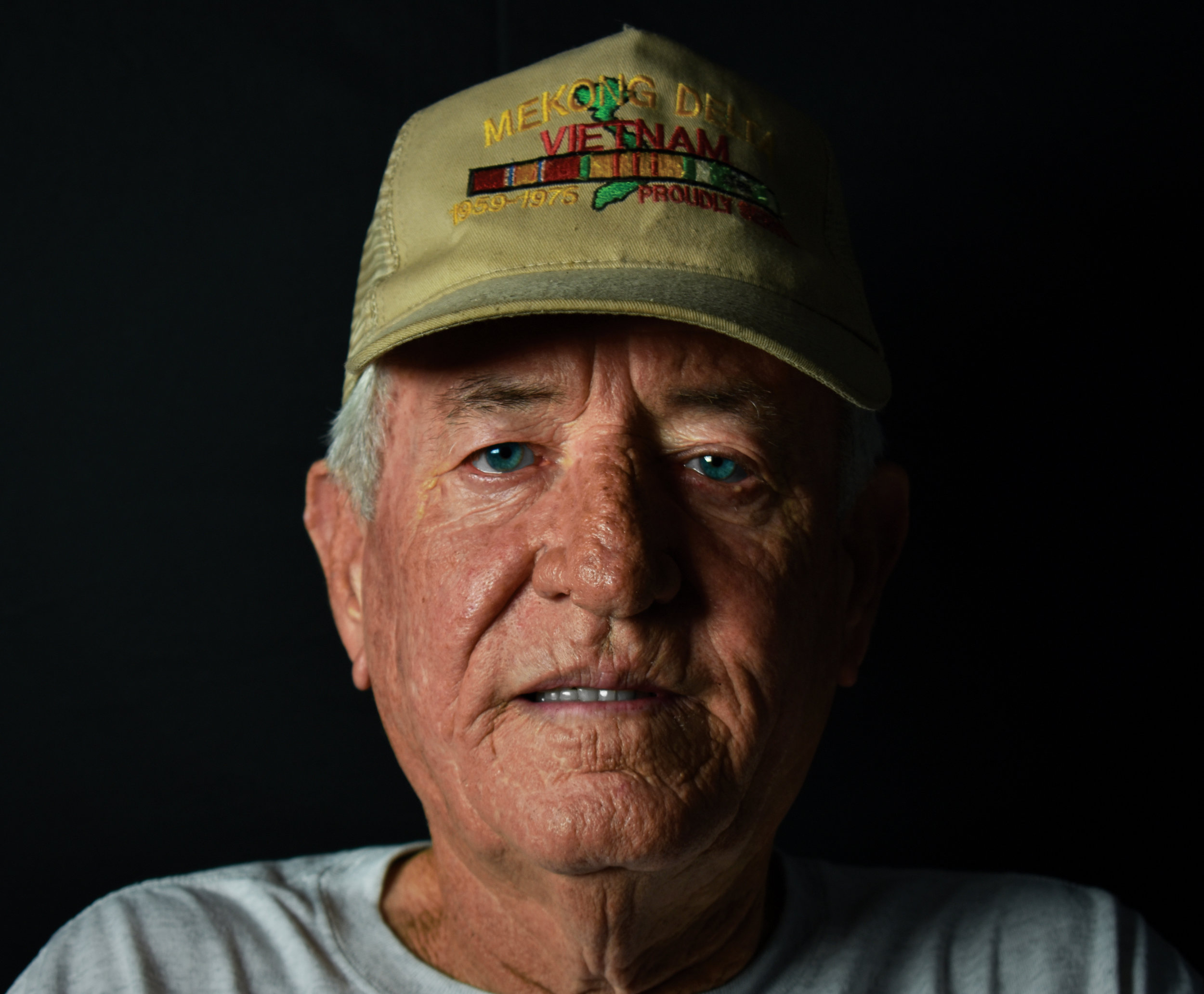 Mr. Ricky McDivitt's older brother joined the army and was killed in Korea at the young age of 20 years old.