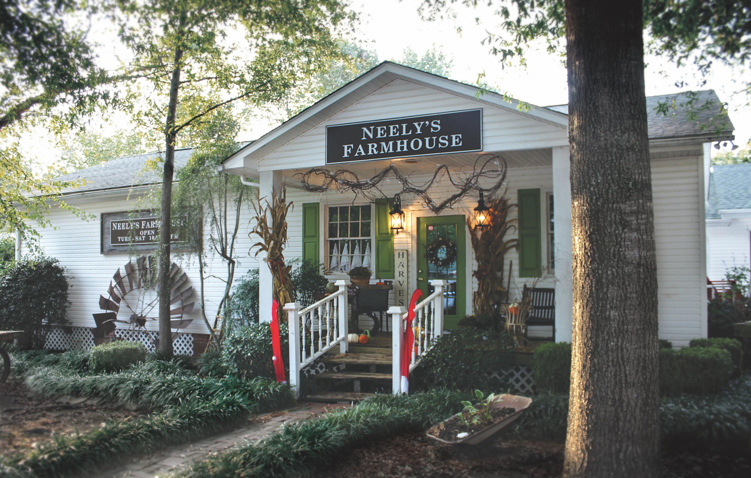 Neely's Farmhouse
