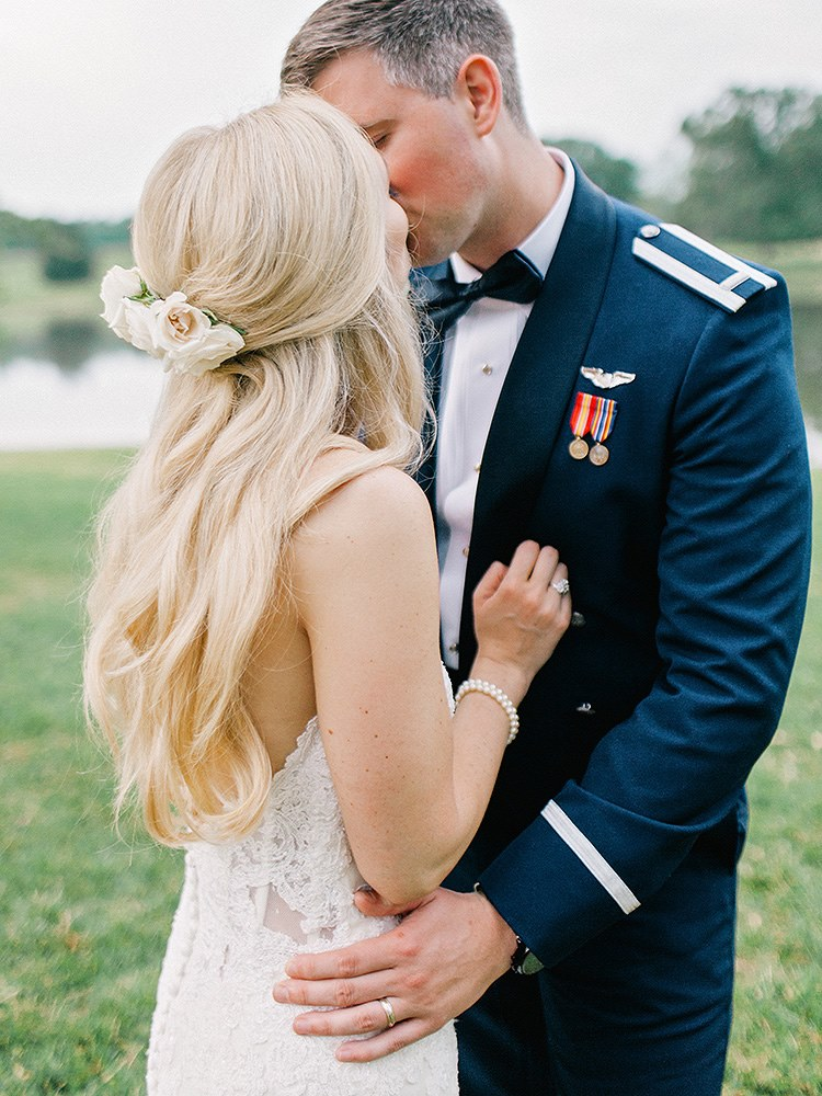 Southern Weddings Magazine - Sarah Beth + Matt dreamy military wedding was featured in 2016 in Southern Weddings Magazine. To see the full feature, please click here.