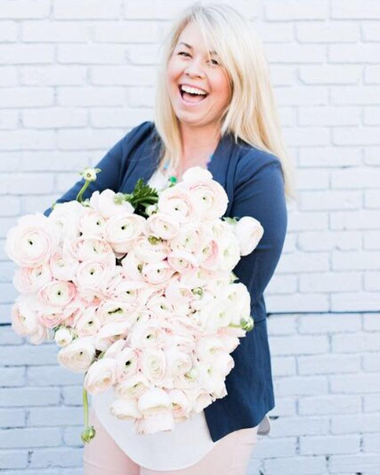 Crystal Strickland - Owner of Southern Posies