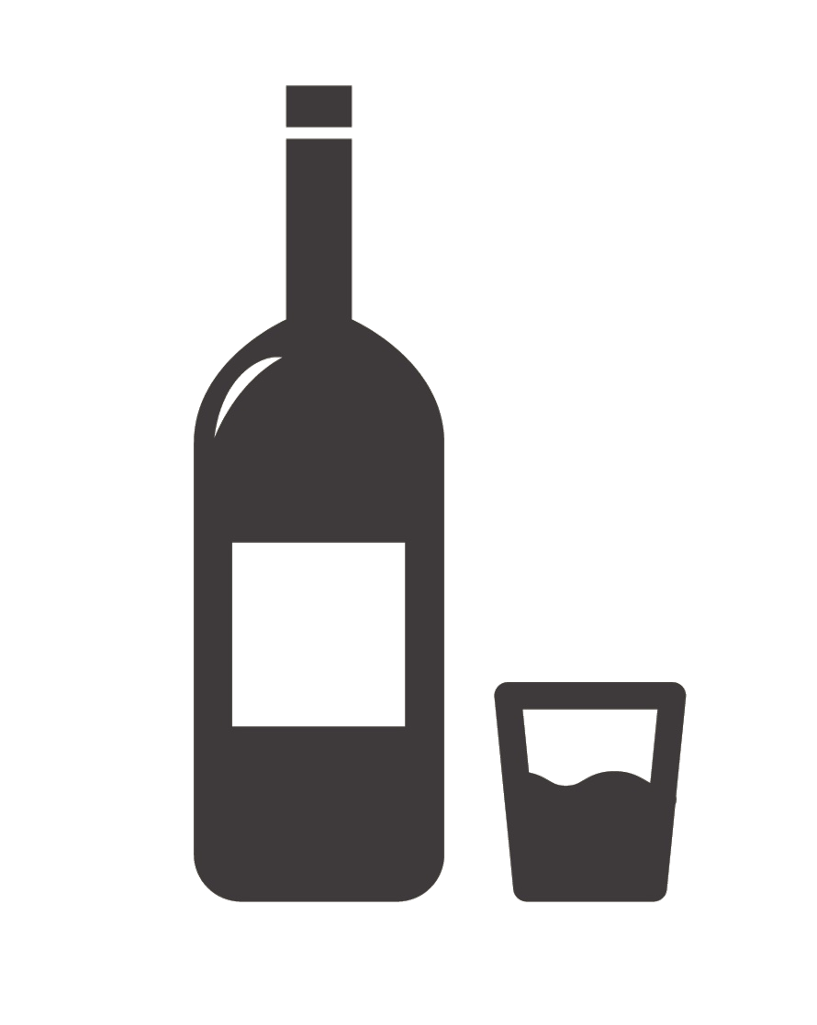 All alcohol should be stored in the original packaging and in a locked cabinet out of sight and out of reach of children. Remember, this may also include those products being stored in the refrigerator.