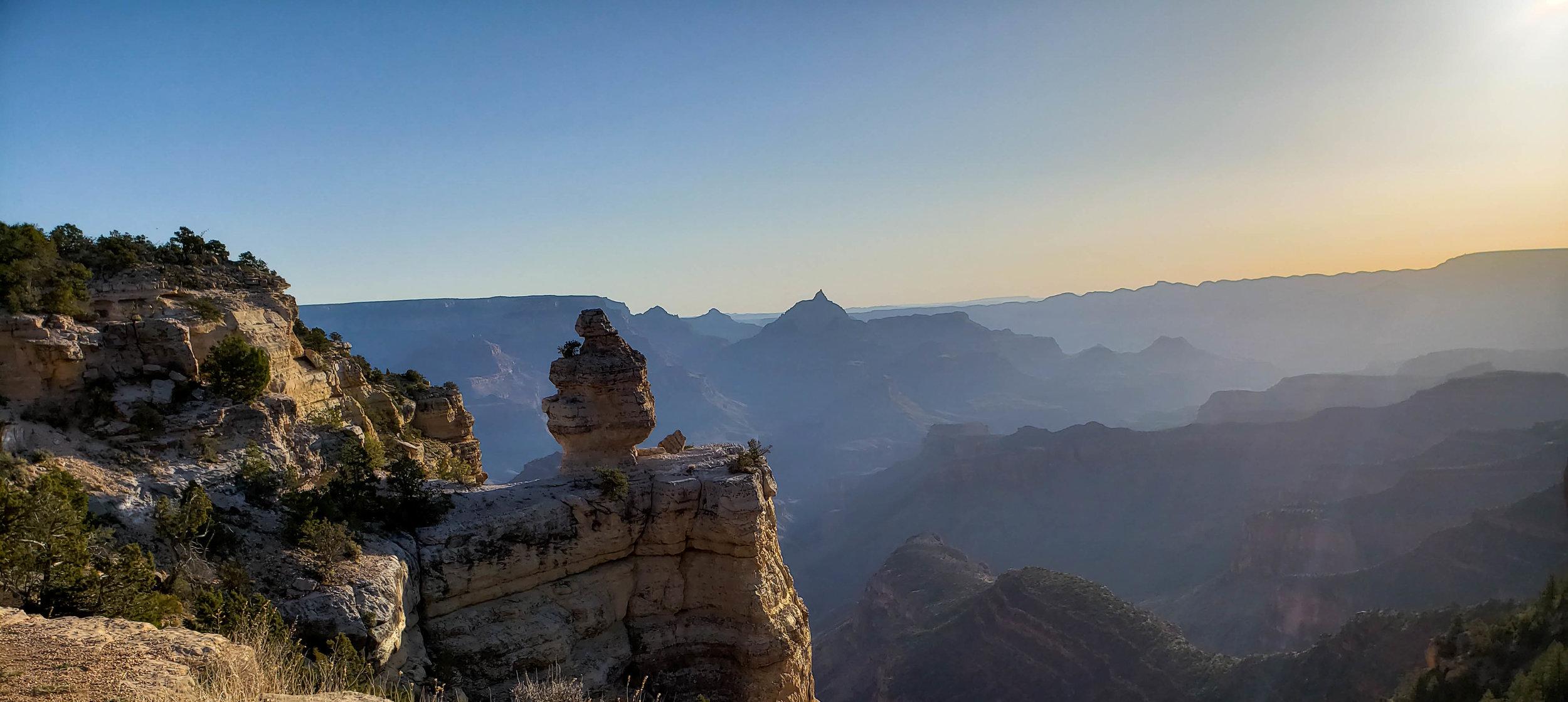 Blind Spot Creatives - Grand Canyon Sunrise