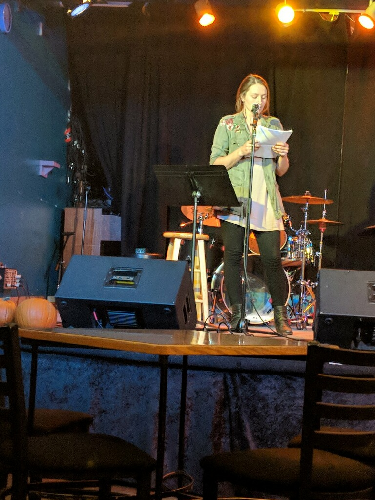 Open Mic @ Beaners Central Entrance - Blind Spot Creatives