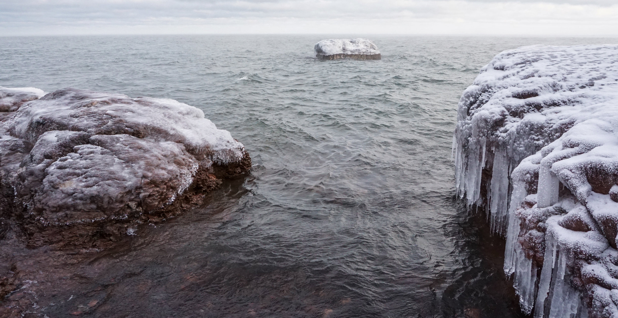 © Blind Spot Creatives - Lake Superior - Winter - Photography - Blind Spot Creatives - Duluth - Minnesota