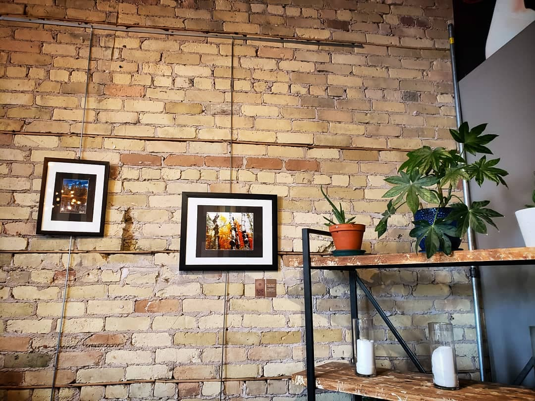 Blind Spot  Creatives on Display at Blacklist Artisan Ales - Duluth, Minnesota