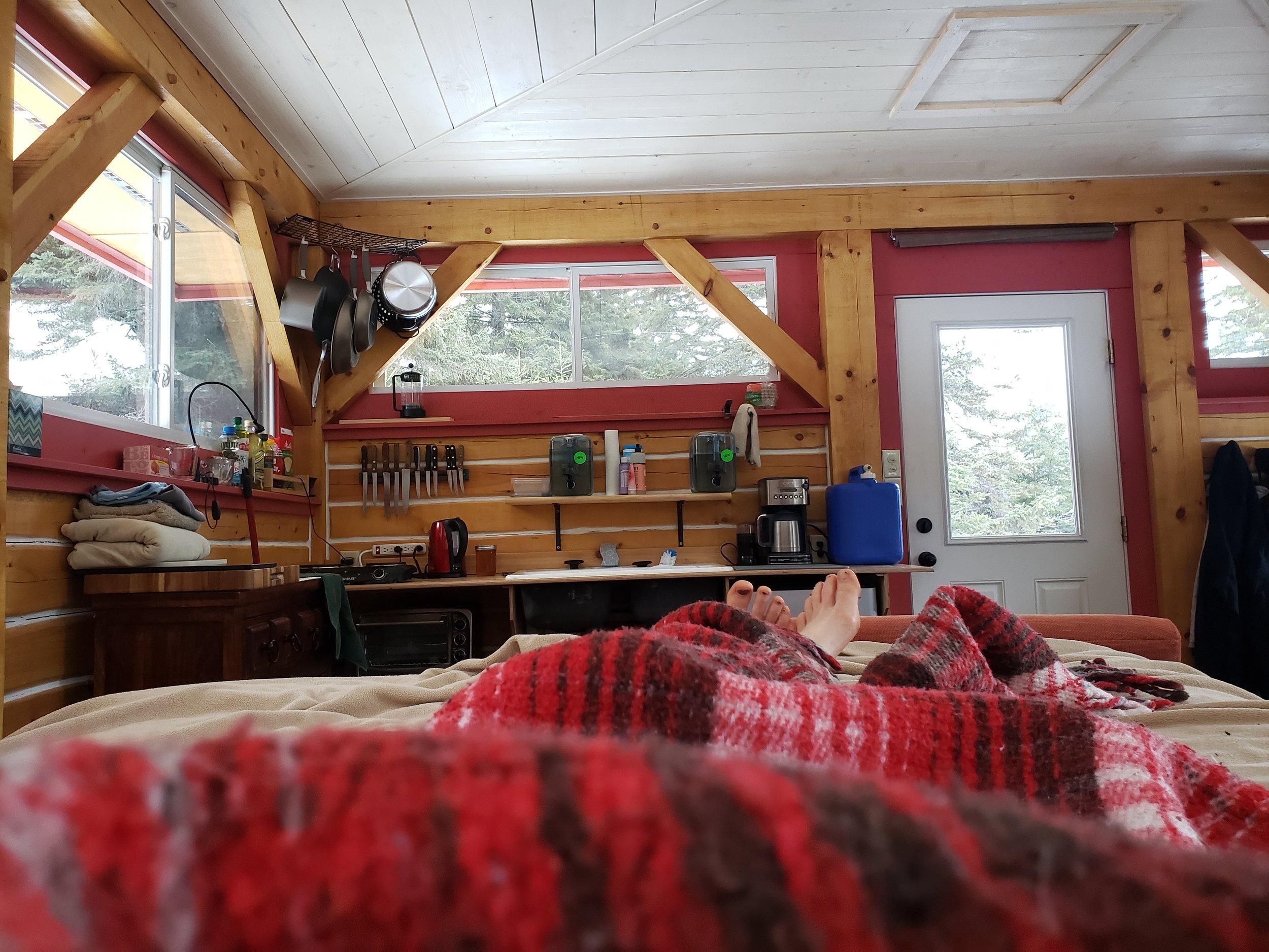 Blind Spot Creatives - Firefly Cabin - Tofte, Minnesota
