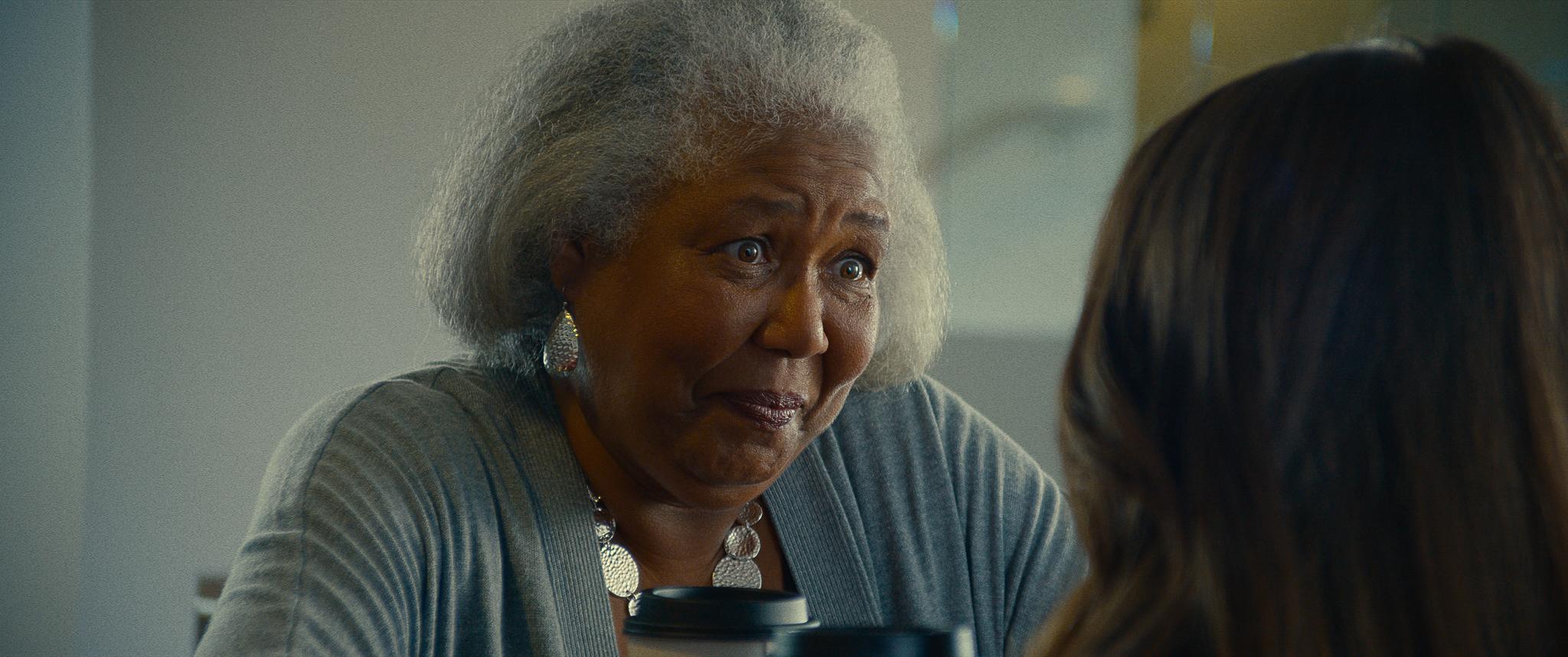 "Esther Scott as ""Gloria"""