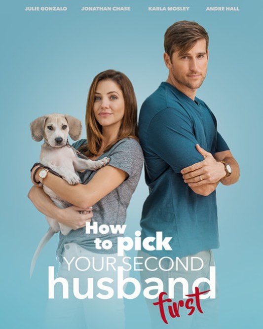 We're excited to be at the KC Filmfest on April 13 and Boston International Film Fest on April 14! #romcom #filmfest #marriage #puppylove