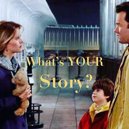 Is your story worthy of the BIG screen? How did you meet your spouse?