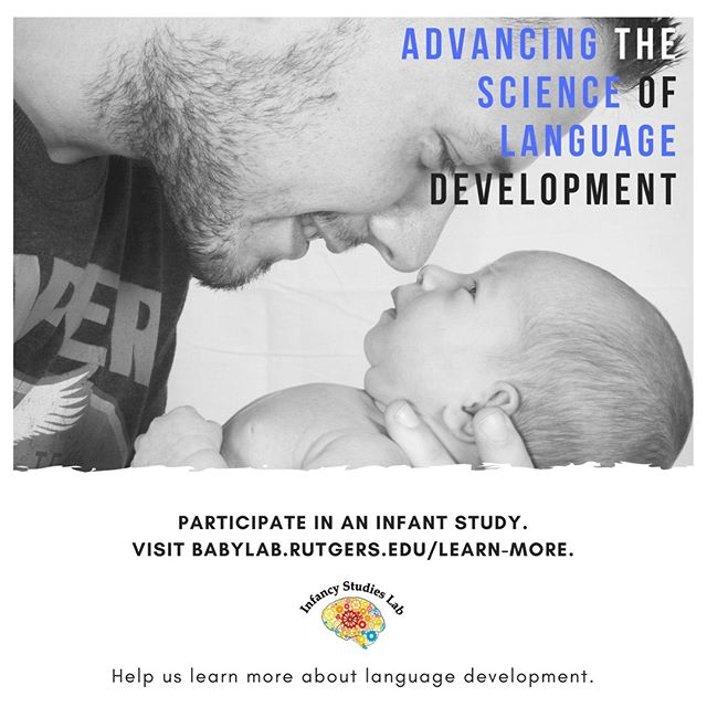 All that you currently know about language and sleep in infants is from a parent, very much like you, bringing their baby into a lab to participate in a research study. Pay it forward, so that your questions today become common knowledge for the next generation. To learn more about how you can participate, visit babylab.rutgers.edu/learn-more.  #support #love #babies #kids #education #rutgers #newjersey #school #autism #child #dyslexia #adhd #pregnant #life #science #health #technology #tech #thanks