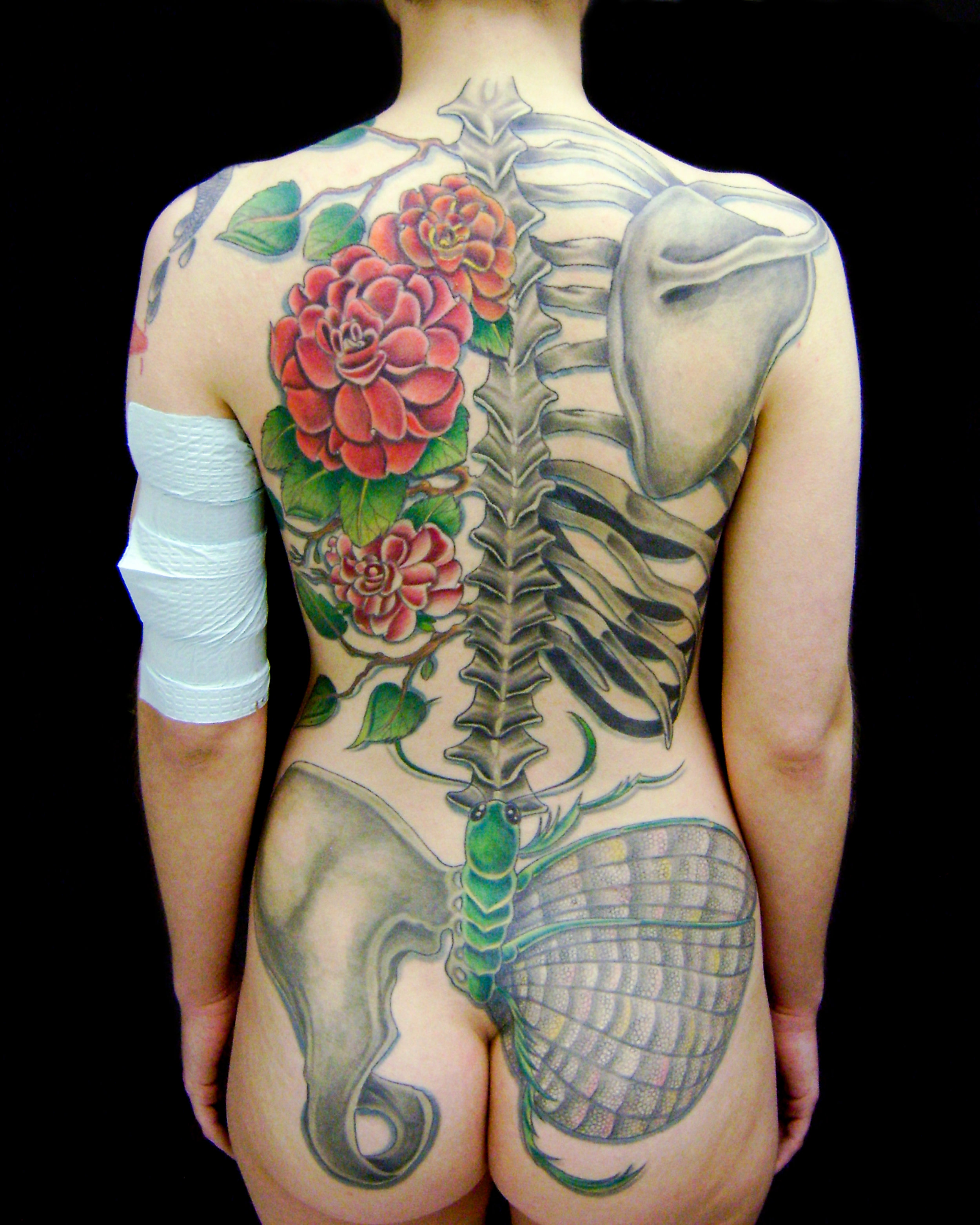 Atlanta Tattoo Artist James Cooper