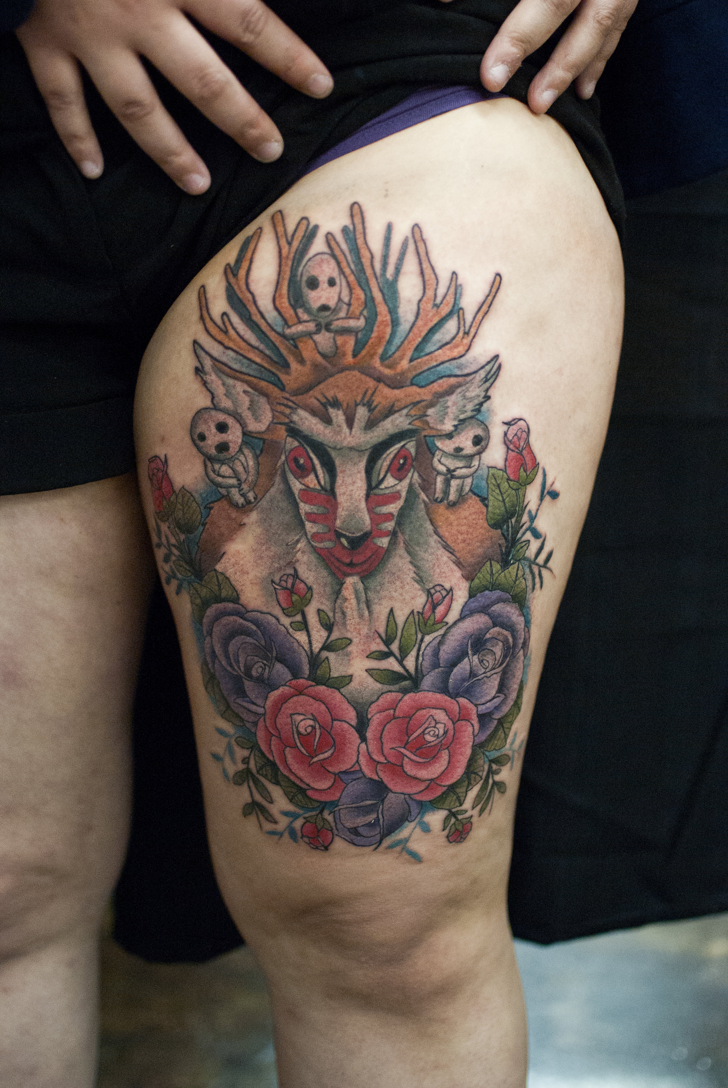 Atlanta Tattoo Artist James Cooper