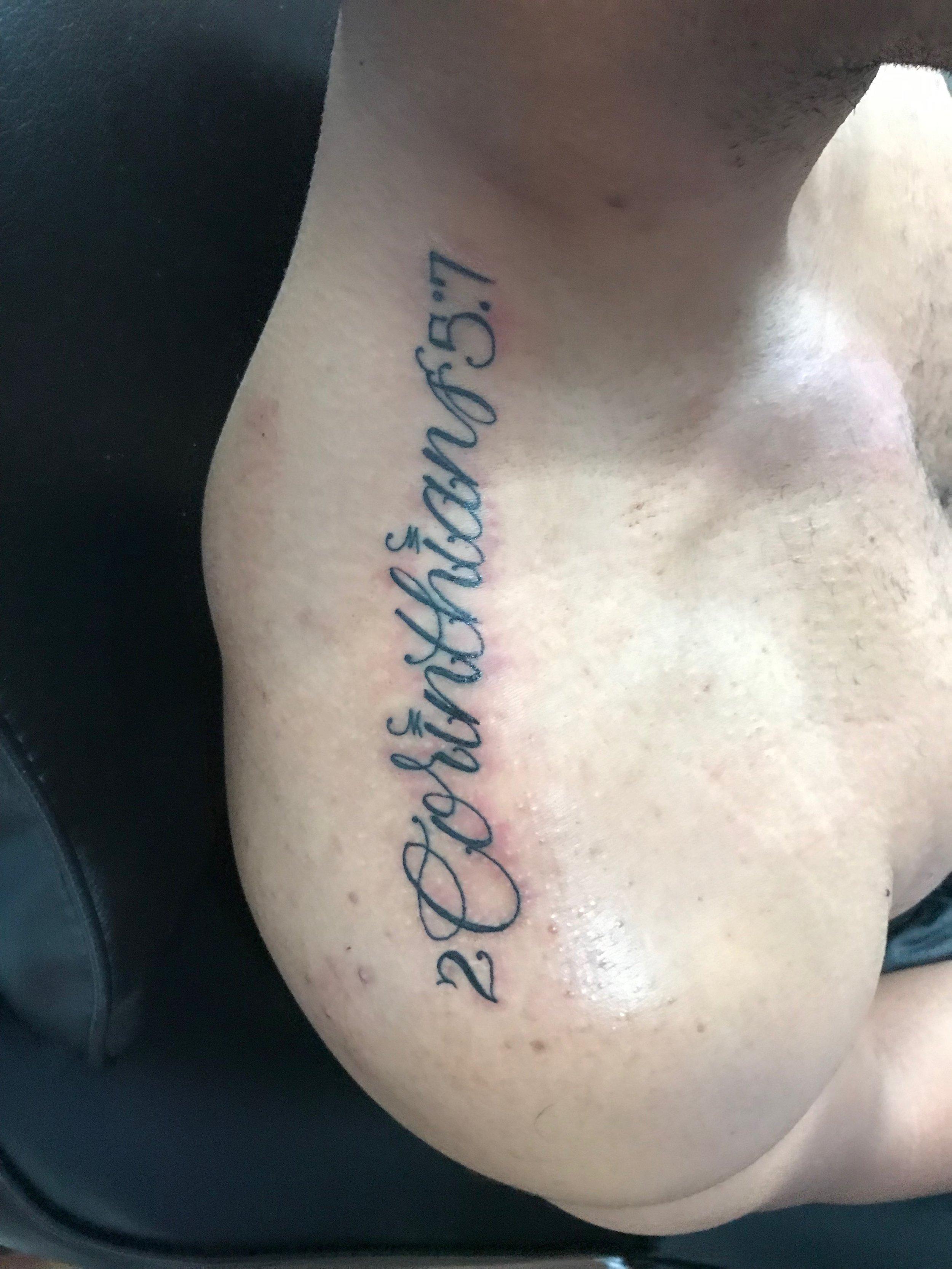 Atlanta Tattoo Artist Gate City Tattoo