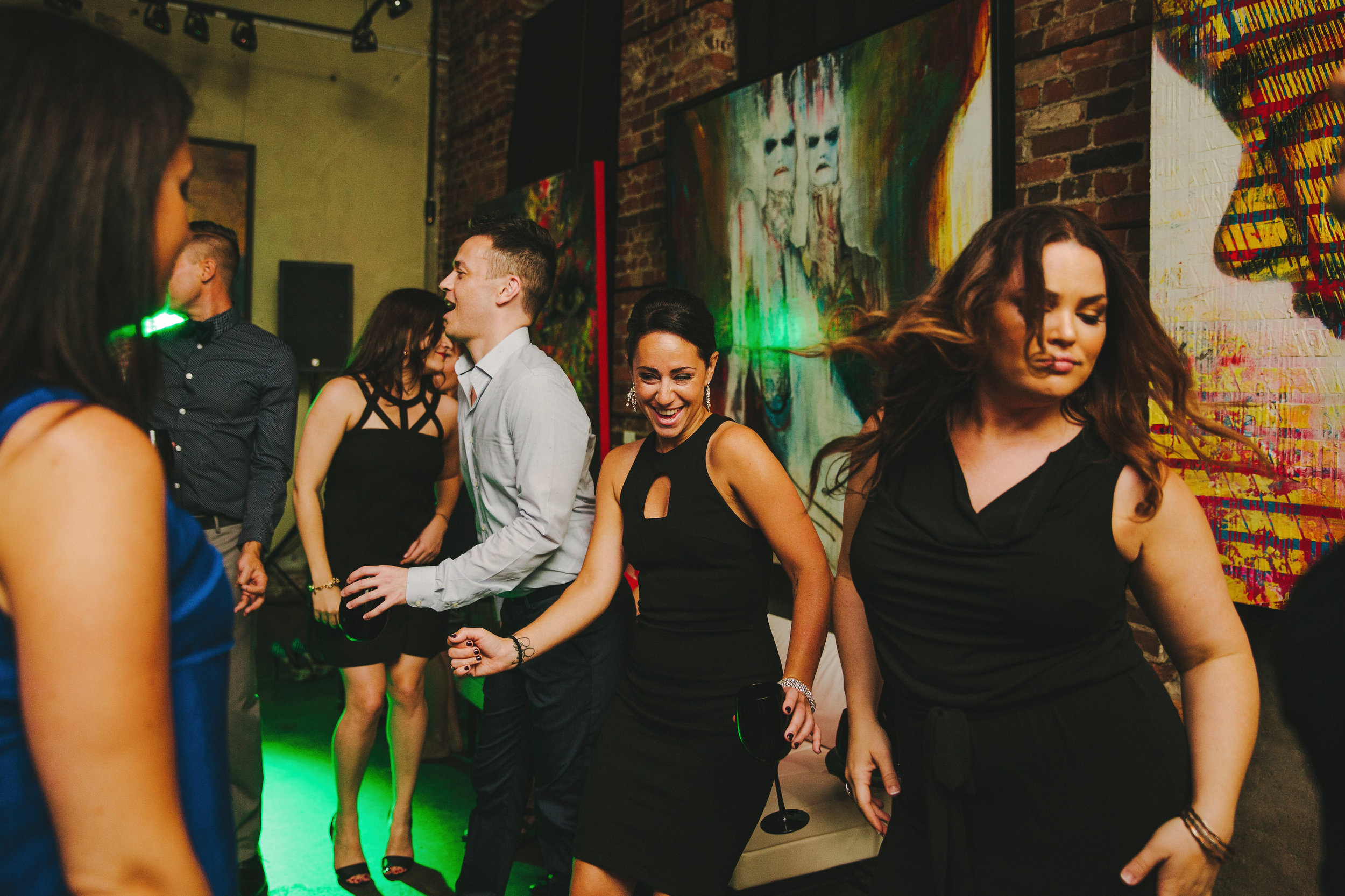 Thompson Landry Gallery Wedding, Rich Sweet Toronto DJ Services, Frances Beatty Photography