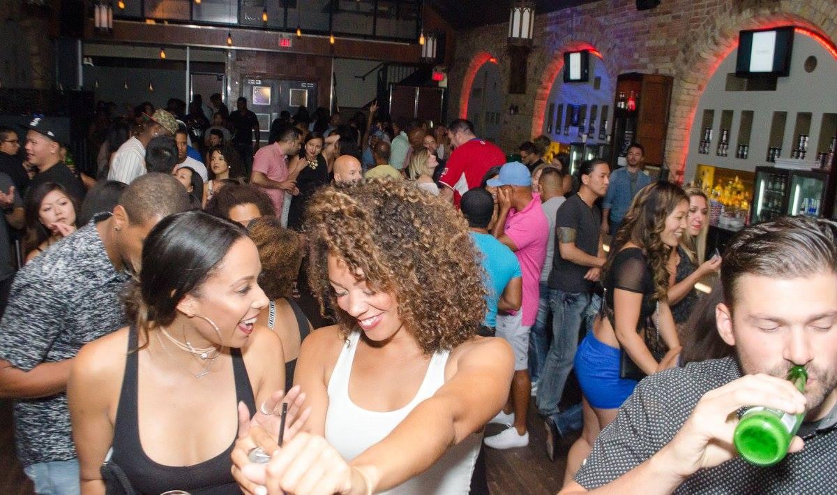 People dancing at Revival Toronto