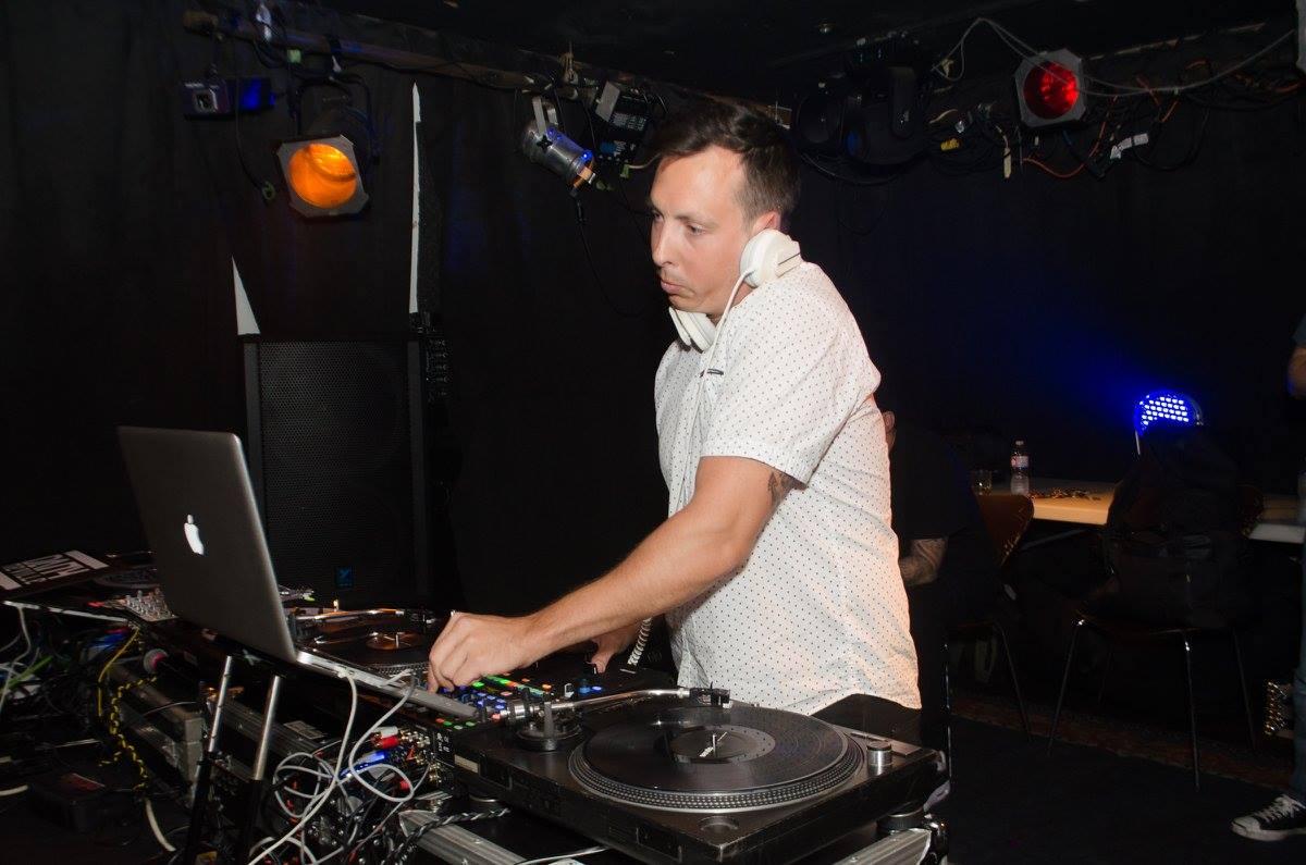 DJ Rich Sweet at Revival