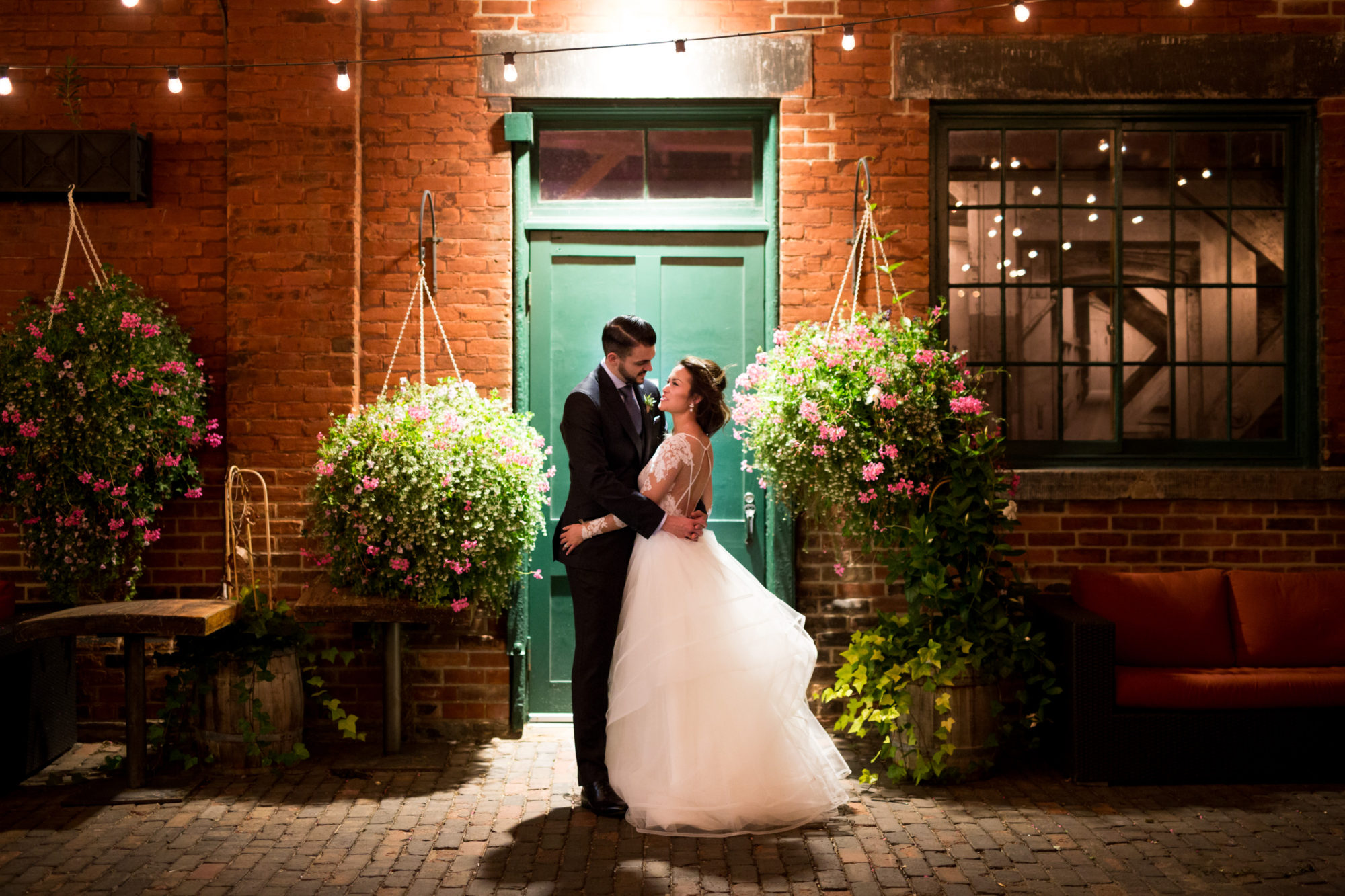 Wedding at Archeo, Distillery District Toronto, photo by Zsuzsi Pal Photography