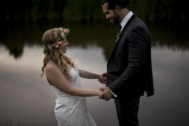 Matt & Tasha's Prince Edward County Wedding, Photo by Cait Lavoie