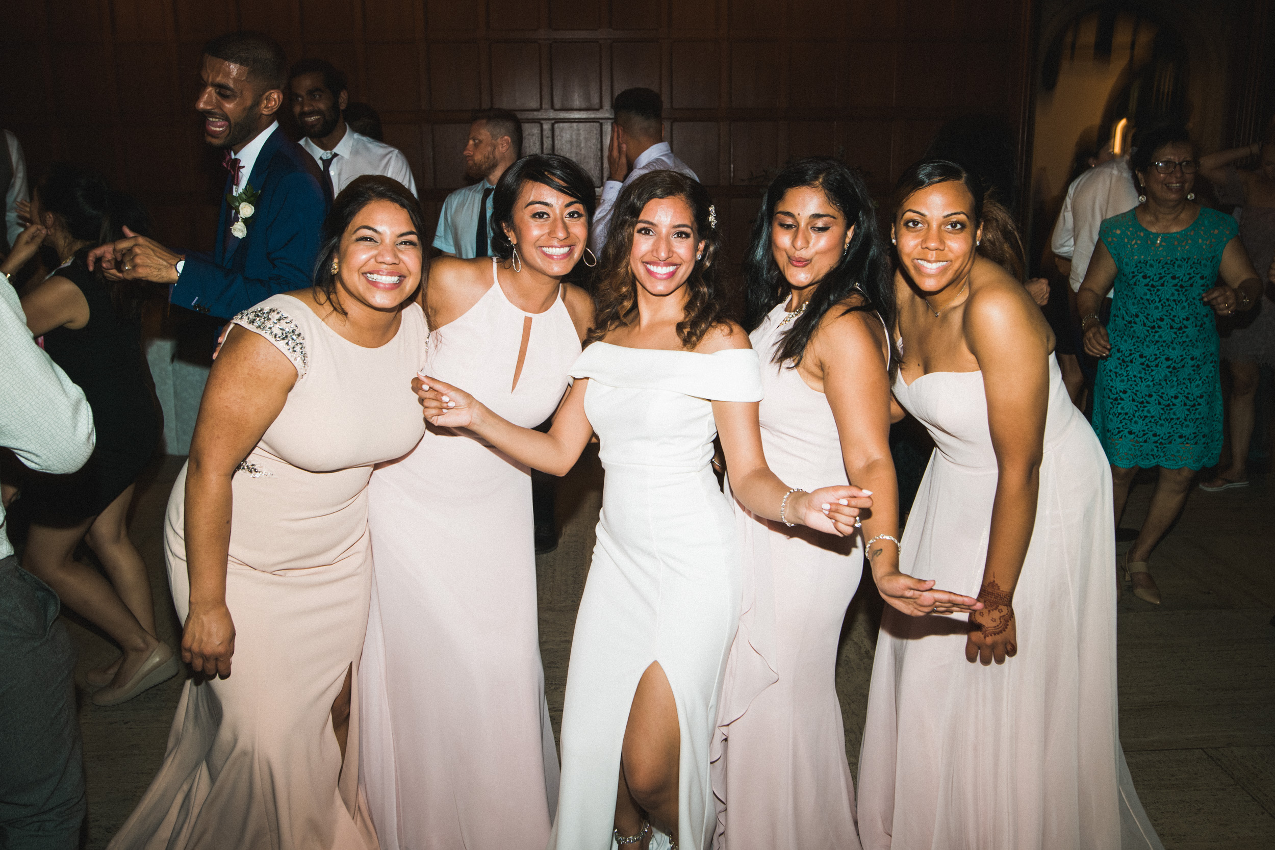 Wedding at Hart House U of T
