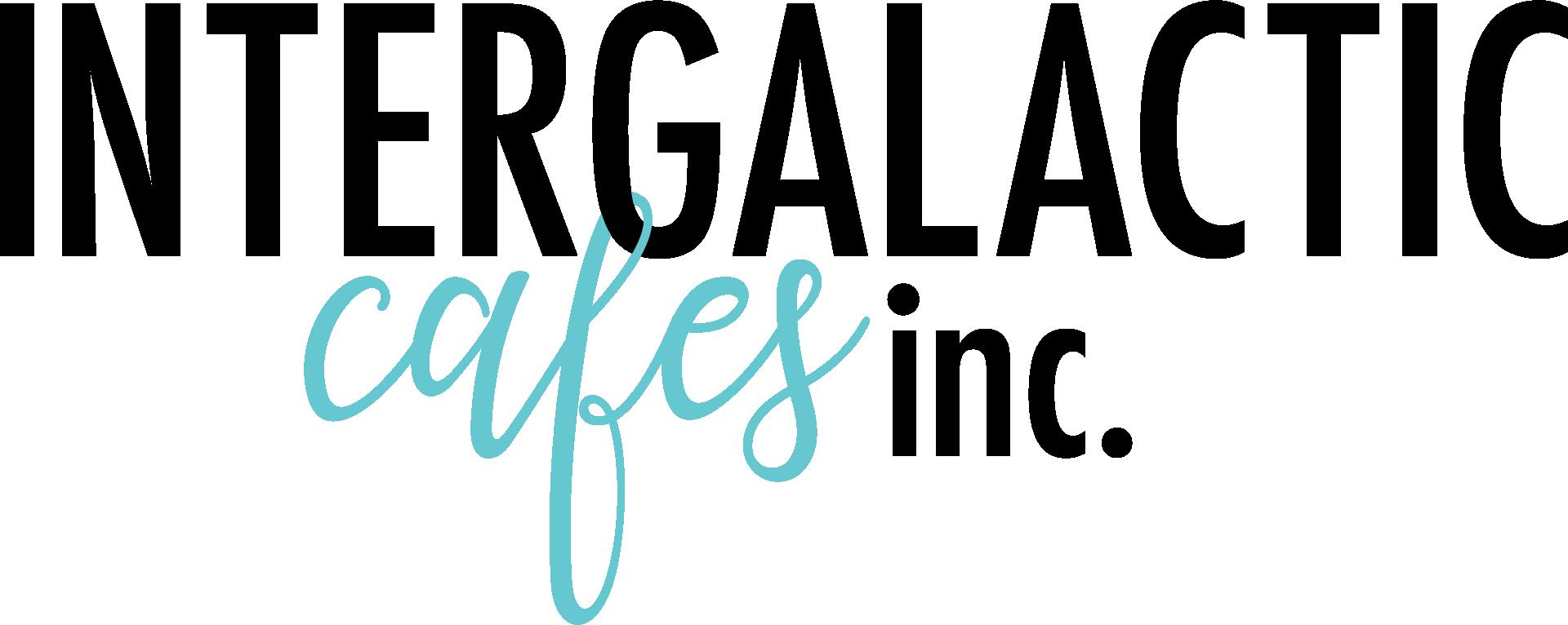 Intergalactic Cafes, Inc. Logo
