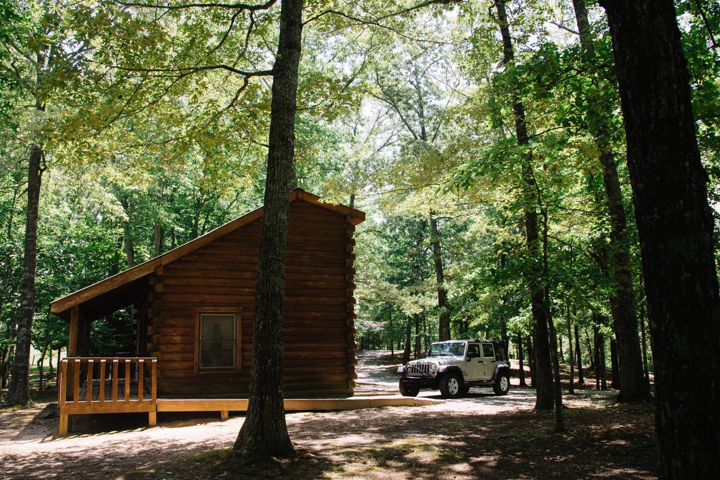 R Ranch in the Mountains has amazing cabins that will fit the whole family.
