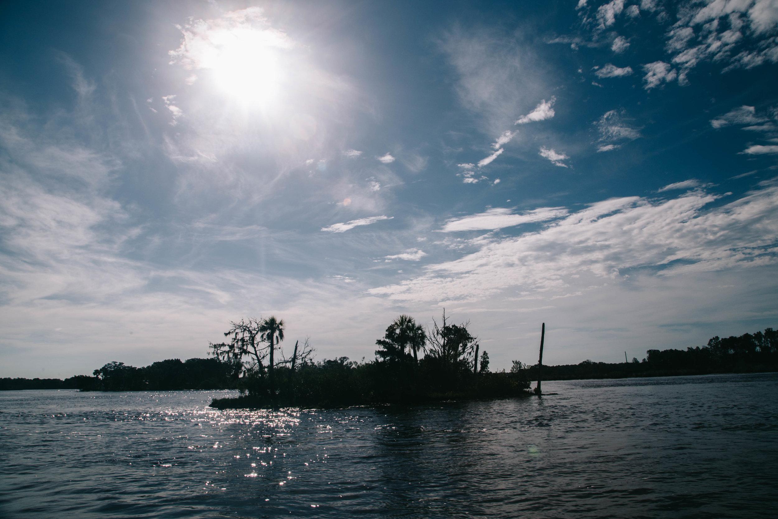 Homosassa Springs, Florida. Florida Scallop Season.