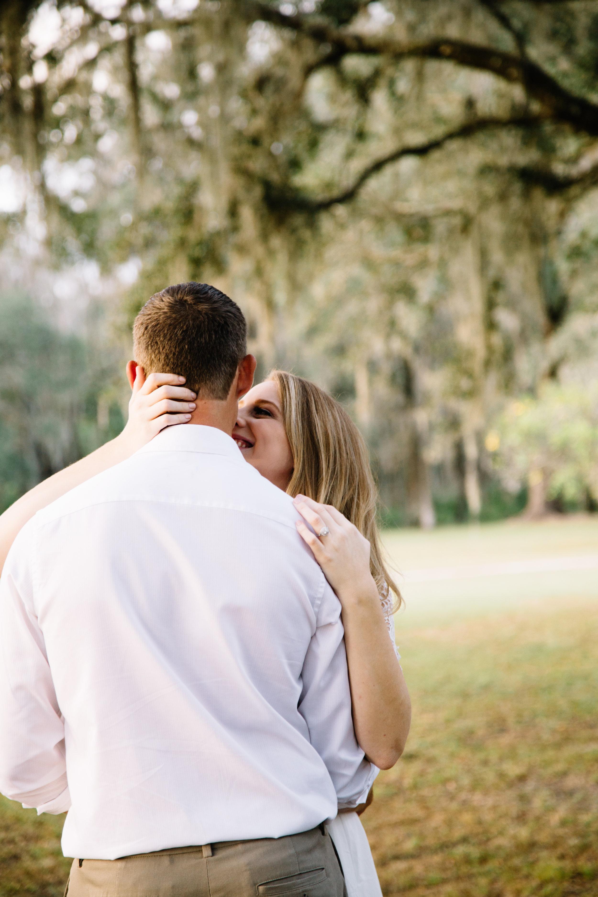 An inside joke between two lovers | Brooksville, Florida
