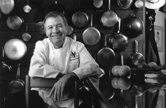 Chef Jacques Pépin