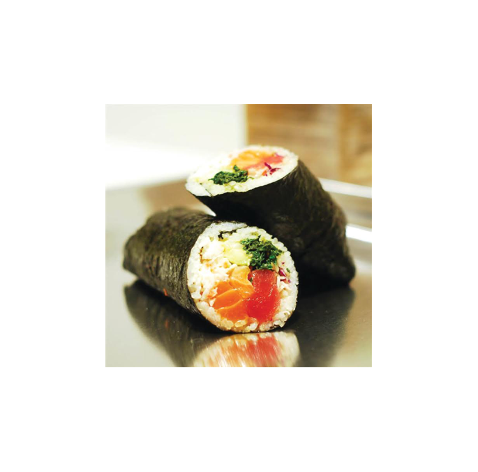 Poke Wrap (Seaweed)
