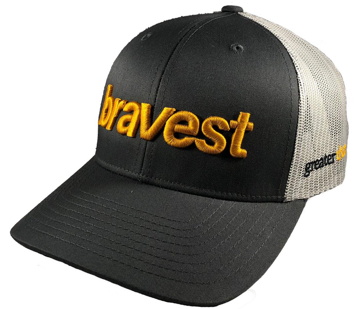 BRAVEST hat