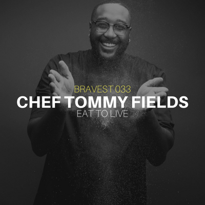 Chef Tommy Fields