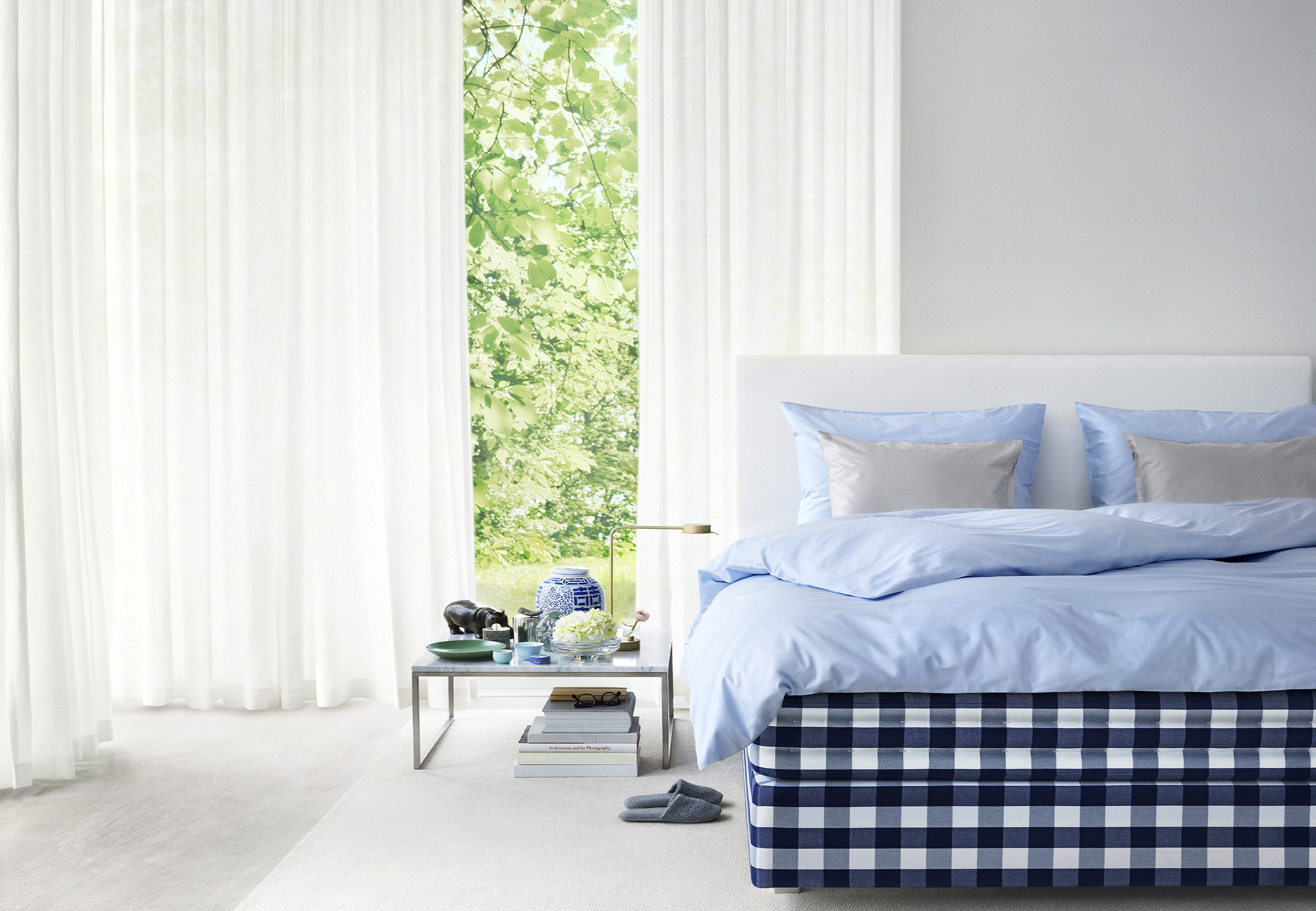 Hästens - Hästens has spent six generations handcrafting the ultimate in luxury sleep. Ethically-sourced, all-natural materials will help you rest easy, lulling you to sleep the way nature intended.