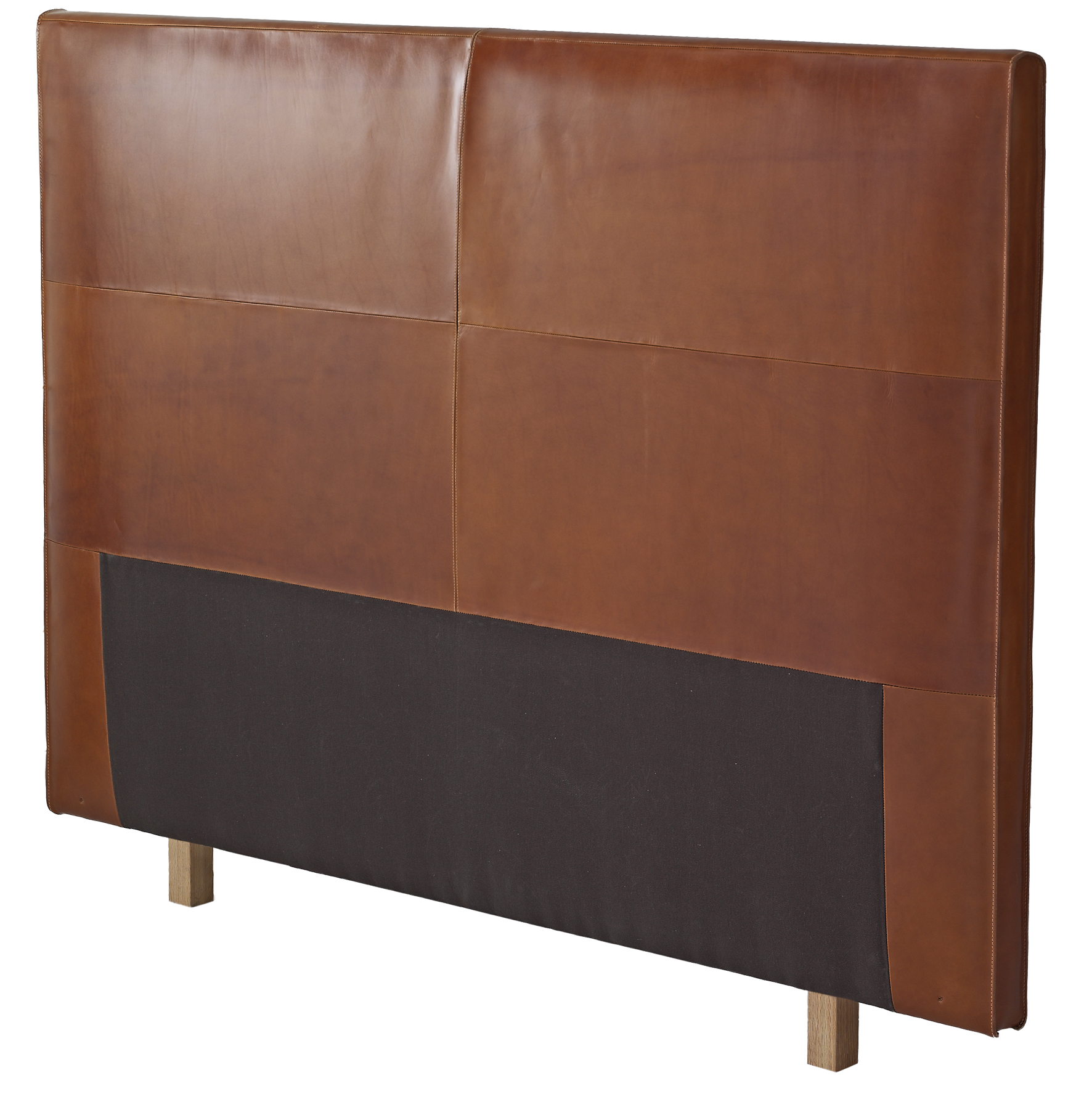 Anniversia, made of certified organic Swedish leather. Height: 52,75 Inches