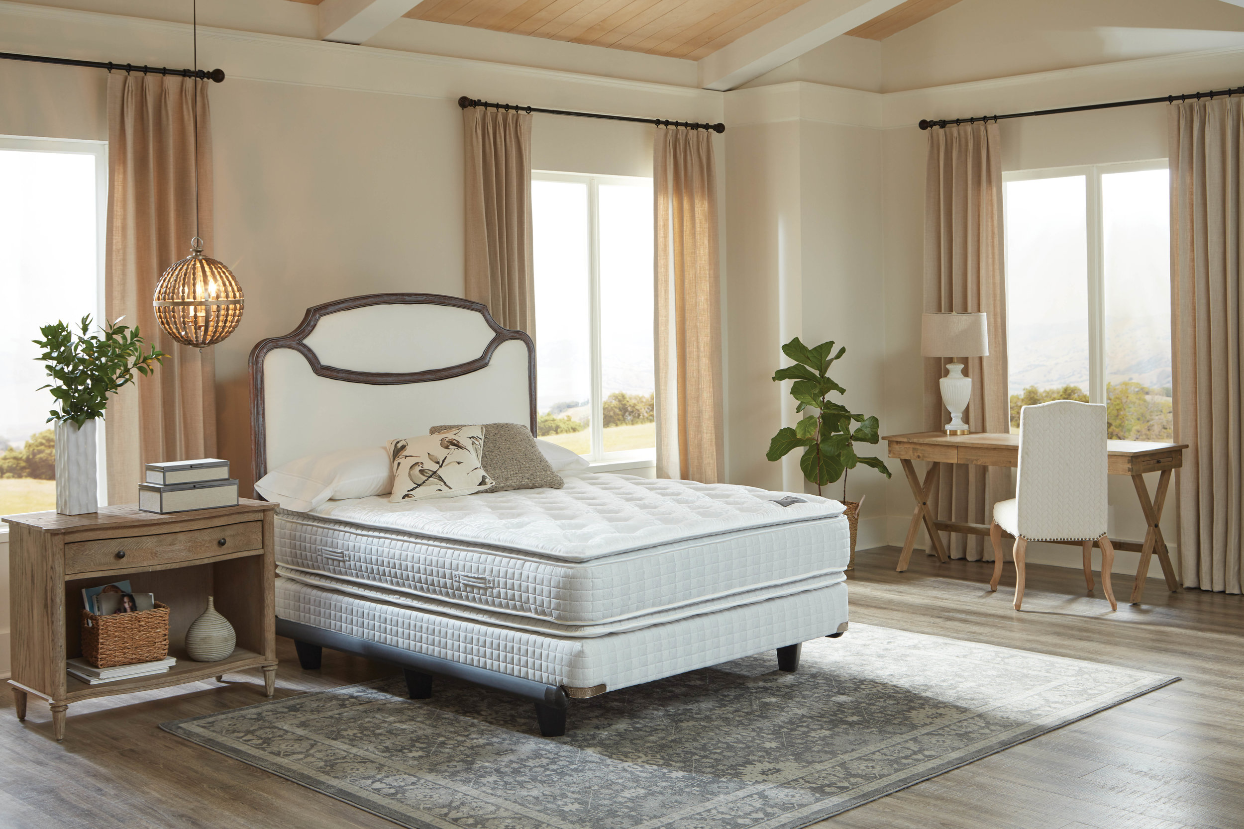 Shifman - Integrity, true craftsmanship, dedication to perfection — these are just a few of the ingredients Shifman puts into each luxury mattress to contribute to Shifman's quality, comfort, and durability.