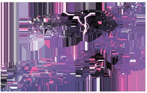 Logo - Feast or Famine Sci-Fi Comic