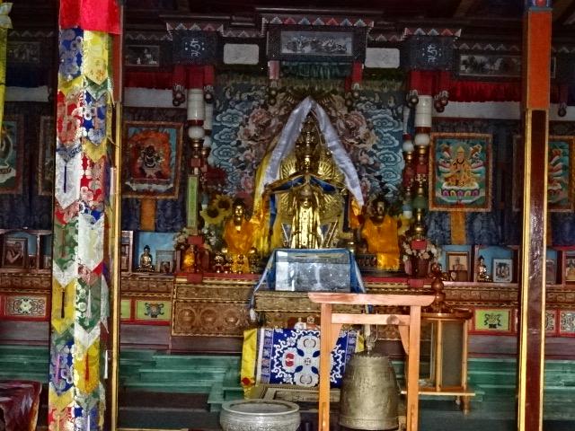 Buddhist Meditation Center - Mongolia
