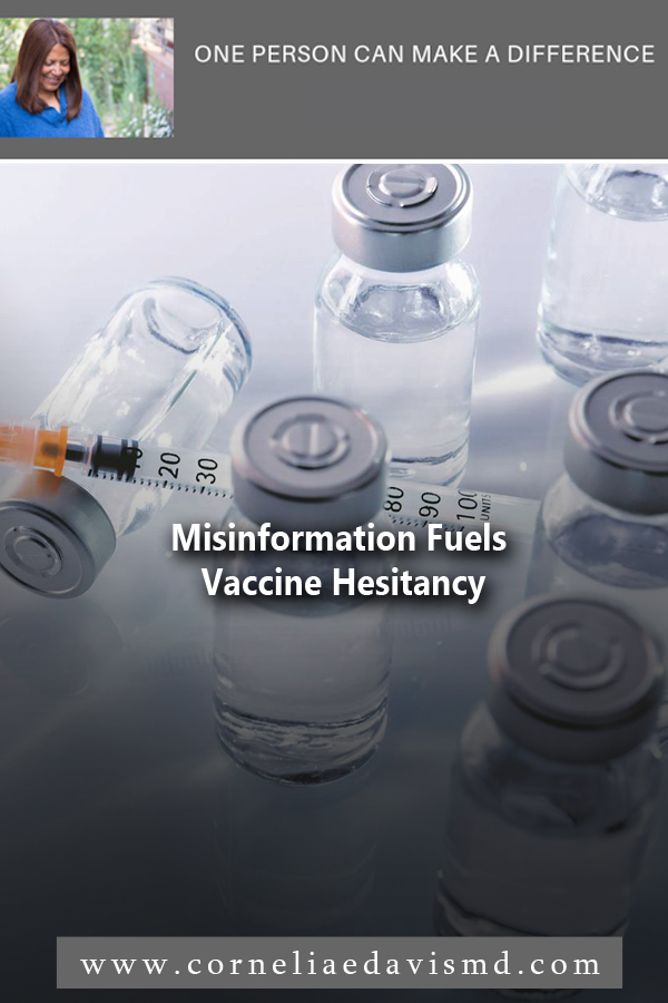 Misinformation Fuels Vaccine Hesitancy   #vaccine hesitancy, #measles  Read More:  https://www.tommiemedia.com/featured-news/opinions-misinformation-causes-vaccine-hesitancy/