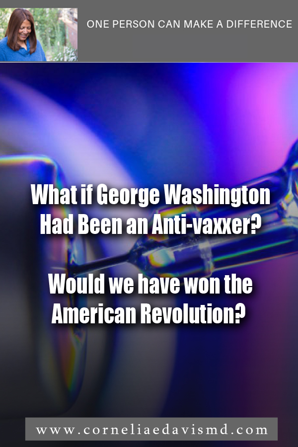 What if George Washington Had Been an Anti-vaxxer?  Would we have won the American Revolution?  #smallpox, #anti-vaxxer      https://www.nj.com/news/2019/07/we-may-not-be-celebrating-the-4th-of-july-if-george-washington-had-been-an-anti-vaxxer.html