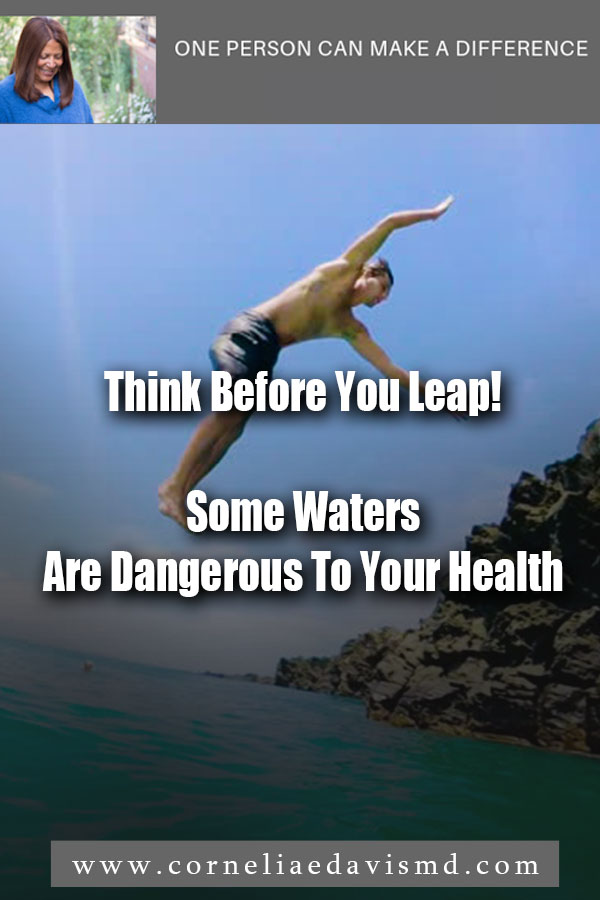 Think Before You Leap! Some Waters Are Dangerous To Your Health #meningitis     https://www.somersetlive.co.uk/news/somerset-news/swimming-roman-baths-bath-not-2883628