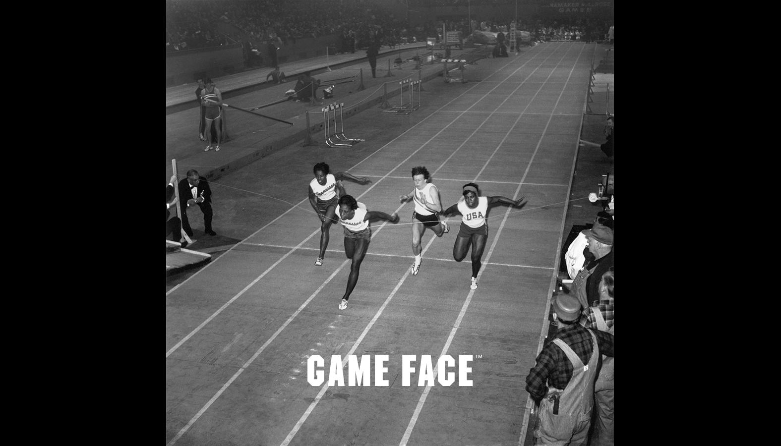 Tennessee Girl Wins 60-Yard Dash,  1965, photographer unknown, AP/Wide World Photos