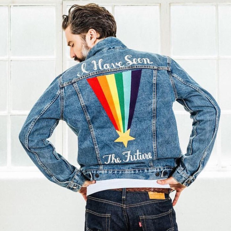Our Levis 'Equality Always Fits Campaign'