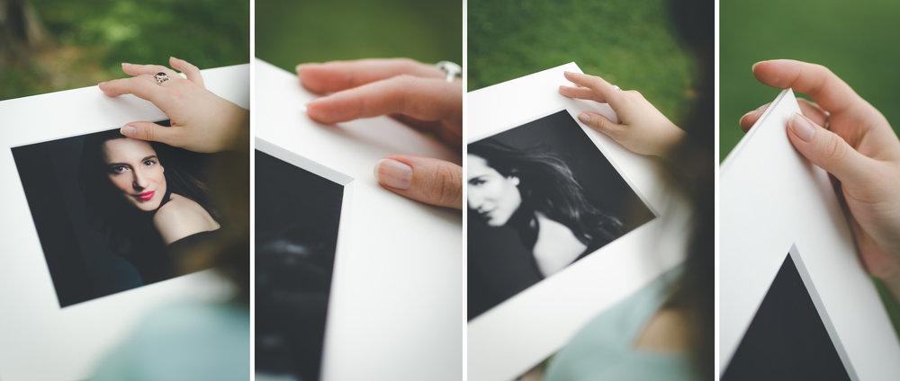 HD print on fine art paper framed in a mat