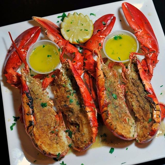 Summer is here!!! Come and get your Lobsters 🦞 Live, Steamed or Flame Broiled 🔥🔥 The Best Lobster House on the Island!!!