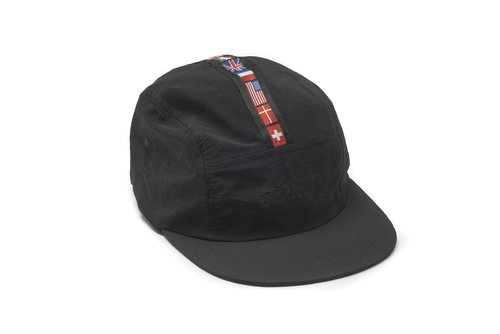 United Cap-Black