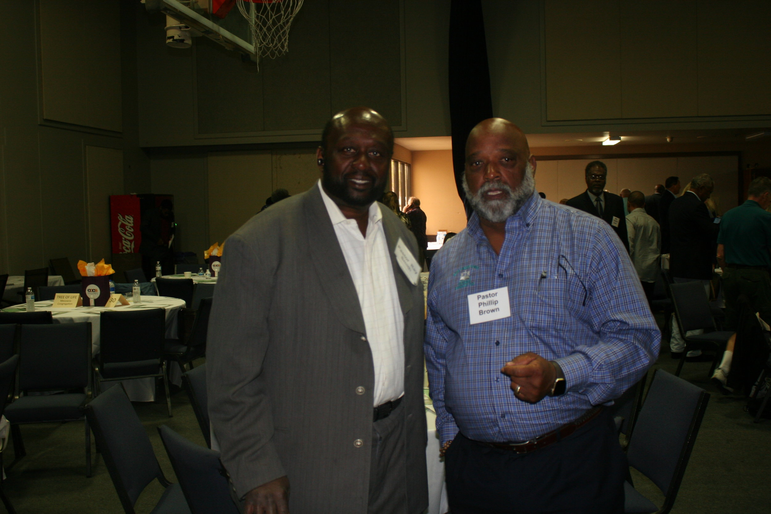 Host - Ray Smith, Phillip Brown.JPG