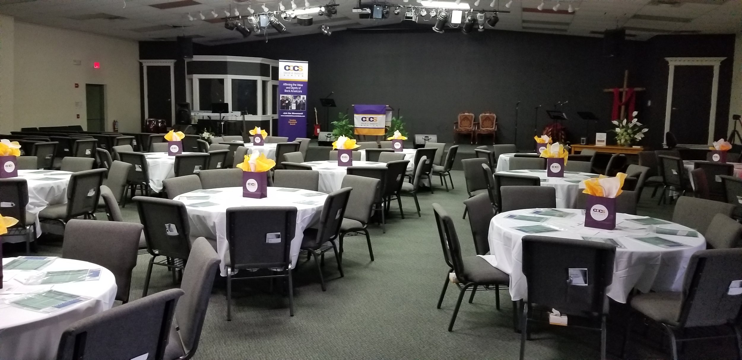 Orlando Event Tables