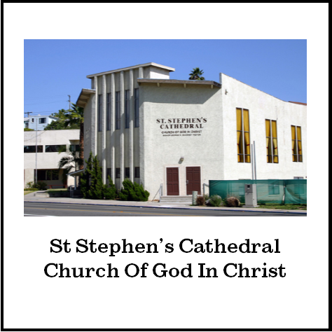 St Stephen's Cathedral Curch Of God In Christ.png