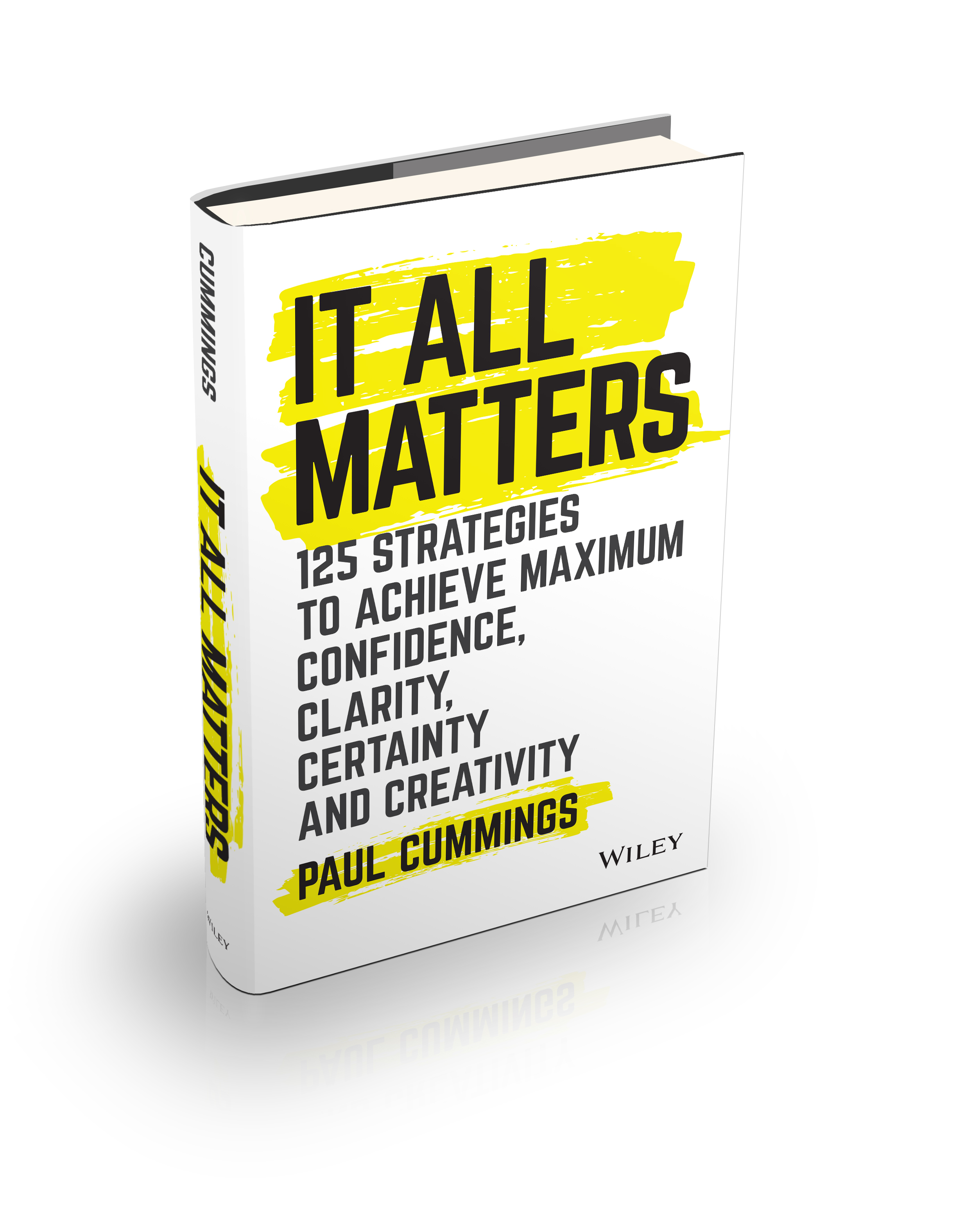 It All Matters. - How can you live a life of real intention and purpose instead of duty and obligation? It All Matters offers one hundred and twenty-five life-changing strategies to inspire you and help you to develop your skill sets, build more knowledge, improve your attitude, and develop work habits that truly pay off. When you read It All Matters, you join me as your personal coach. I'll ask you questions that challenge you to find your