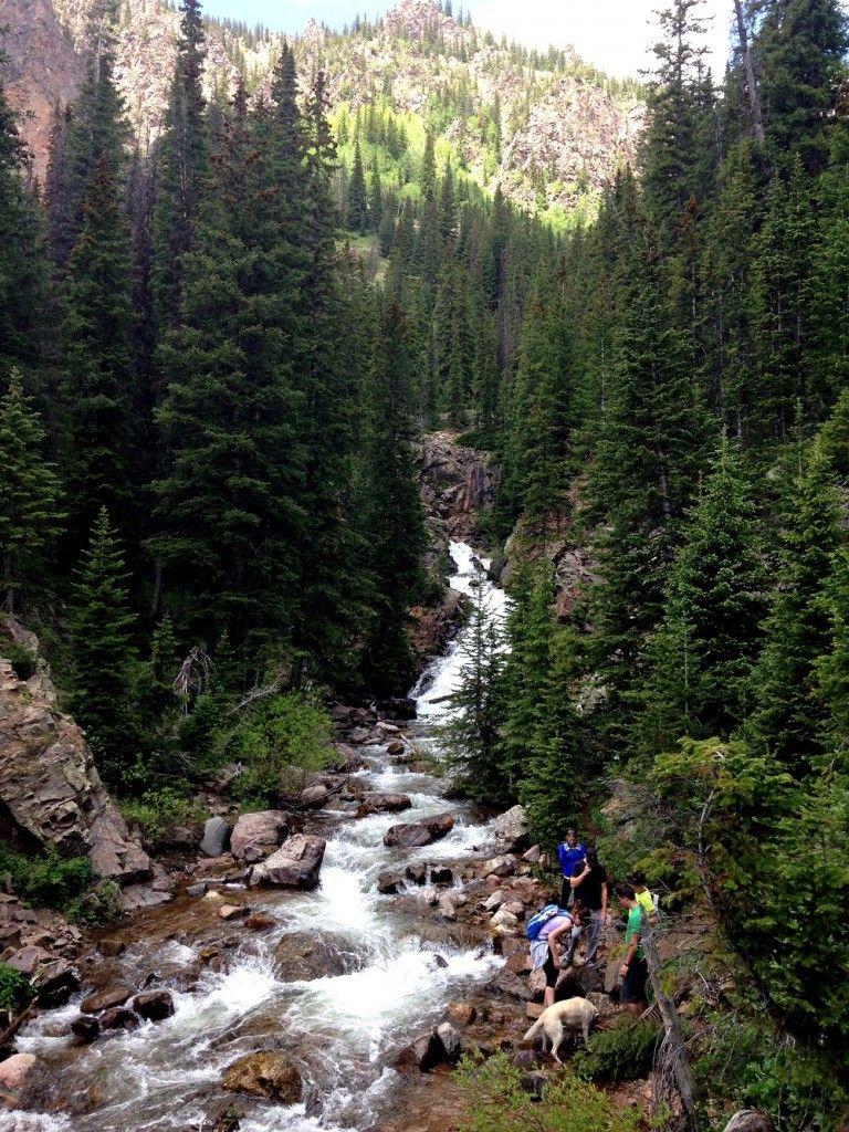 Booth Falls -