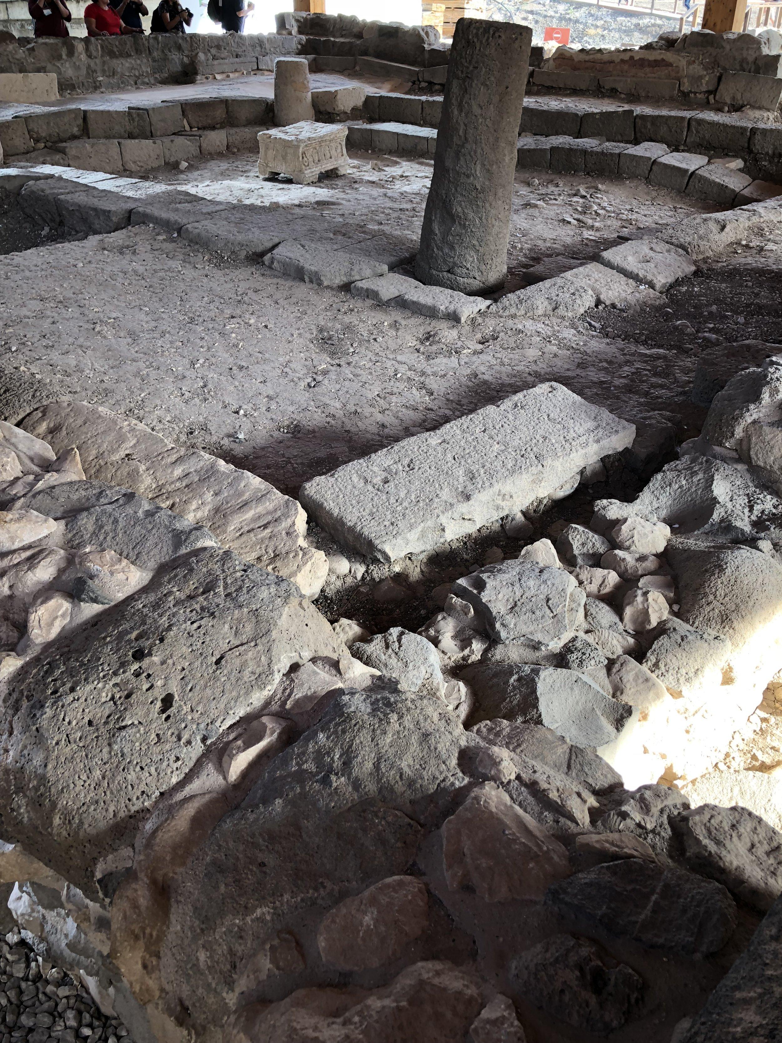Synagogue at Magdala